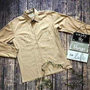🌀Christian Dior   Vintage Button Down Dress Shirt